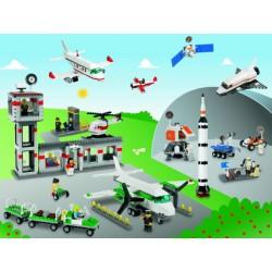 LEGO Világűr és reptér készlet
