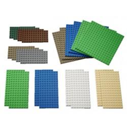 LEGO System alaplapok kiegészítő csomag