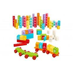 Betűk a LEGO® Education-től