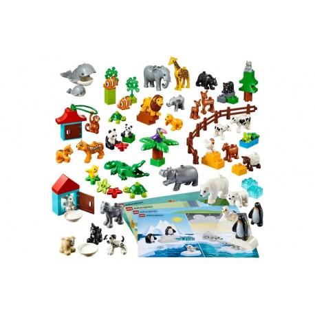 Állatok a LEGO® Education-től