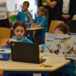 LEGO Education Innovációs Stúdió a Nyíregyházi Egyetemen