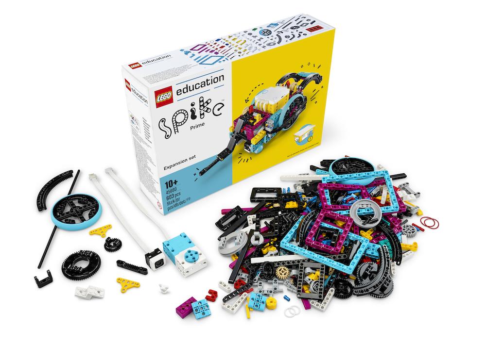 Spike Prime Expansion set